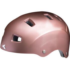 KED Risco Helmet Red